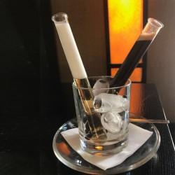 Eprubeta Sticla (pt Cafea, Cocktail, Shot,..)