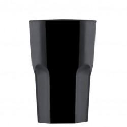 Pahar Long Drink 400ml (GRANITY) - Polycarbonat Negru