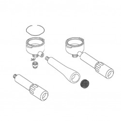 Siguranta pentru Portafiltru/ Sita (Astoria) - 1 .4 mm